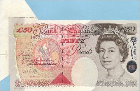 Slippery £10 and £5 notes 'easier to lose than old ones' say ... | 314x480