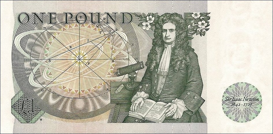 sir issac newton notes Isaac newton was born on dec 25, 1642, in woolsthorpe, england his father died before he was born, and when he was only three his mother, hannah newton, remarried and moved away, leaving him to be raised by an uncle he was sent to the local grammar school, and for a time it was expected that he.