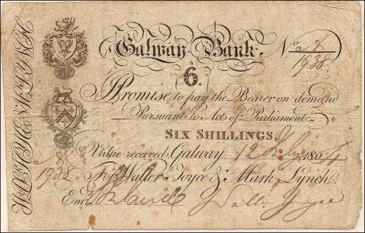 Old Bank Notes Old Banks Pam West British